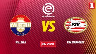 EN VIVO y EN DIRECTO: Willem II vs PSV Eindhoven