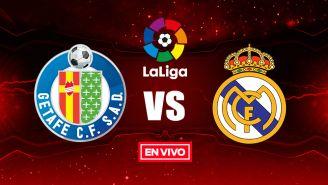 EN VIVO y EN DIRECTO: Getafe vs Real Madrid