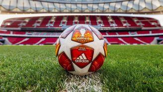 Balón de la Final de la UEFA Champions League en Madrid