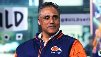 Rick Fox es el fundador de Echo Fox