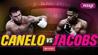 EN VIVO y EN DIRECTO: Canelo vs Jacobs