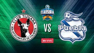 EN VIVO y EN DIRECTO: Tijuana vs Puebla