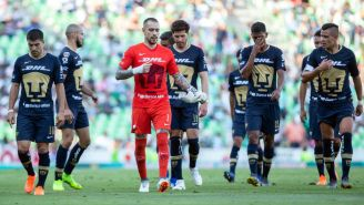 Pumas en lamento tras caer frente a Santos