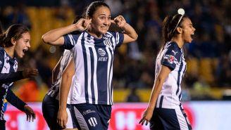 Cadena es una de las jugadoras clave en el esquema de Rayadas