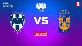 EN VIVO y EN DIRECTO: Rayadas vs Tigres