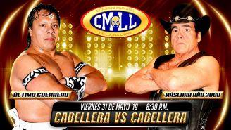 Último Guerrero y Máscara Año 2000 se enfrentarán en Juicio Final