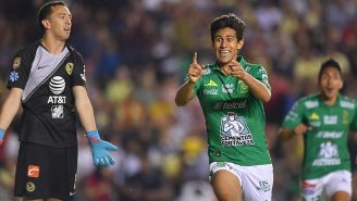 José Juan Macías festejó su gol