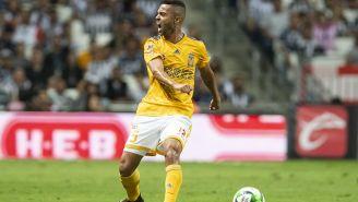 Rafael Carioca durante el Clásico Regio