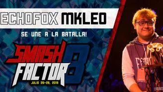 MkLeo es el representante nacional más grande de Smash Ultimate