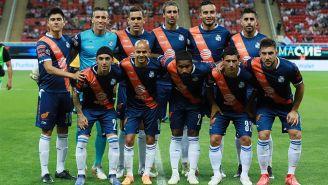 Puebla previo a un partido vs Chivas