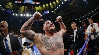 Ruiz festeja título tras pelea