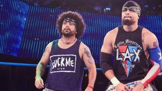 L.A.X en el ring de Impact Wrestling