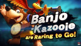 Banjo y Kazooie vieron la luz en el Nintendo 64