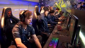 Isurus Gaming, tras imponerse en la partida contra Rainbow7