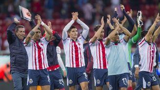 Chivas agradece a la afición tras partido