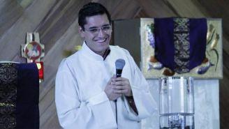 Leonardo Avendaño en un evento