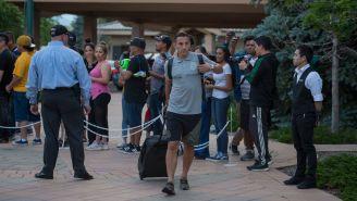 Guardado llega junto a la Selección Mexicana a Denver