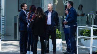 Arturo Brizio se reúne con directivos de Cruz Azul