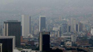 Panorámica de Medellín, Colombia