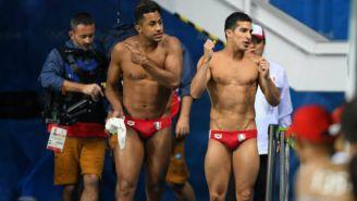 Jahir Ocampo y Rommel Pacheco en los Juegos Olímpicos de Río