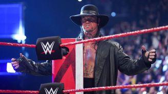 The Undertaker regresa a RAW