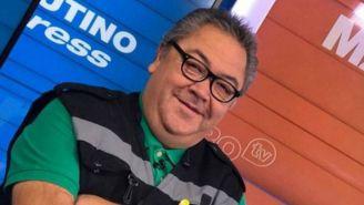 Enrique Muñoz posa para la fotografía