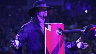 The Undertaker reaparece en RAW