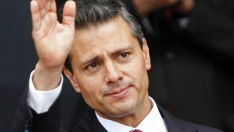 Peña Nieto saluda a los mexicanos