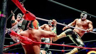 Los Dinamita atacan a uno de sus rivales