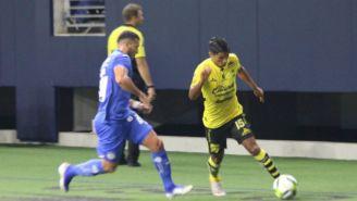 Cruz Azul y Morelia se enfrentaron en Copa Socio MX