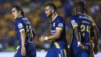 Jugadores de Monarcas se lamentan tras caer contra Tigres