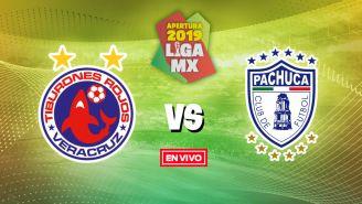EN VIVO y EN DIRECTO: Veracruz vs Pachuca