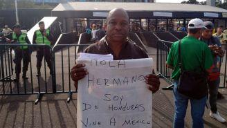 Omar García Sandoval y su búsqueda de ayuda