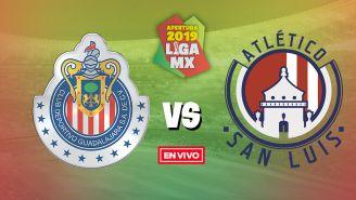 EN VIVO y EN DIRECTO: Chivas vs Atlético de San Luis