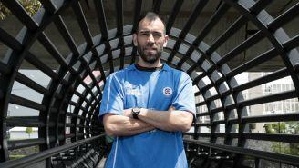 Chelito Delgado posa para la lente de RÉCORD