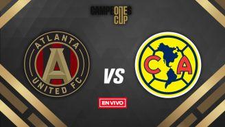 EN VIVO y EN DIRECTO: Atlanta United vs América