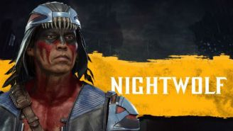Portada de Nightwolf