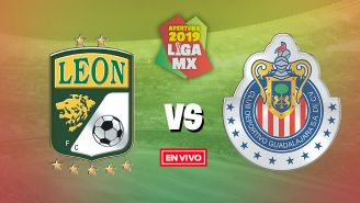 EN VIVO y EN DIRECTO: León vs Chivas