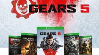 Saga de Gears of War