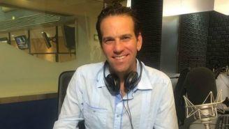 Carlos Loret de Mola, expresentador de noticias de Televisa