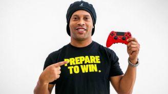 Ronaldinho, leyenda del balompié