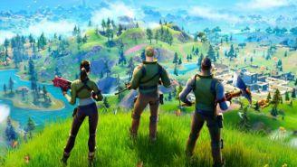 Así luce Fortnite, el videojuego más esperado por los gamers