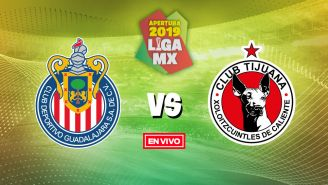 EN VIVO y EN DIRECTO: Chivas vs Tijuana