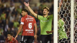 Leandro Carrijo marca su primer gol en Liga MX