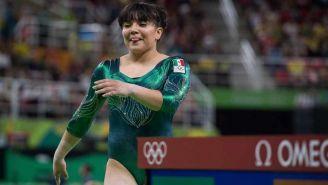 Alexa Moreno es actualmente la mejor gimnasta de México