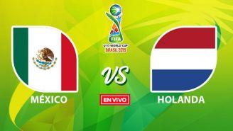 EN VIVO Y EN DIRECTO: México vs Holanda