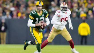 Packers y 49ers se verán las caras en el SNF de la Semana 12
