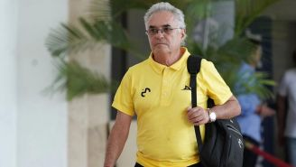 Álvaro Dávila, durante un Régimen de Transferencias
