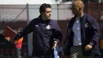 Michel Leaño, director de fuerzas básicas de Club Guadalajara
