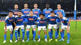 Napoli previo al empate ante Genoa